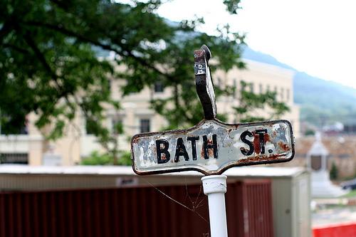 Bath St.
