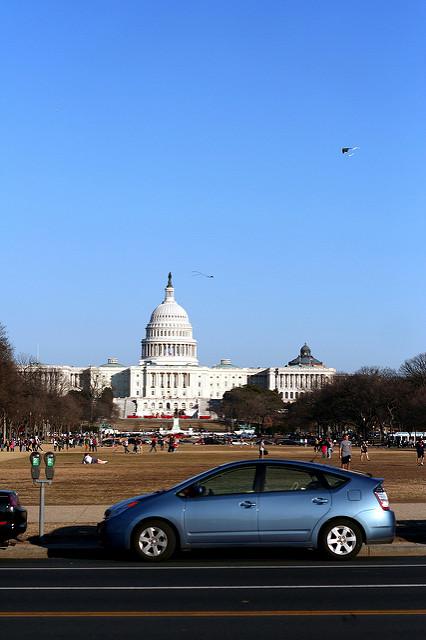 Prius and Capitol