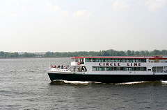 Circle Line tour boat