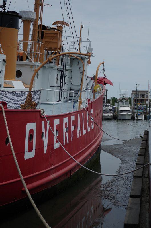 The Overfalls
